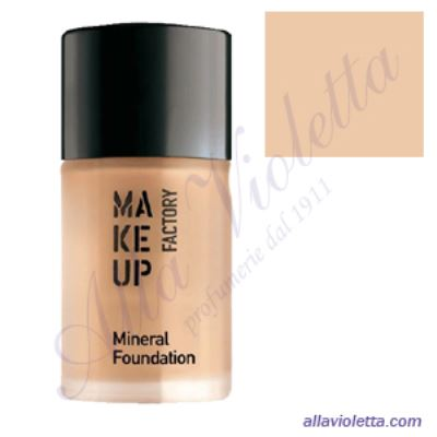 MAKE-UP FACTORY  Mineral Foundation 08 Light Sand
