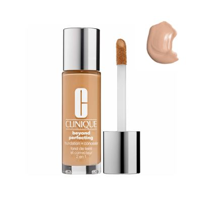 CLINIQUE  Beyond Perfecting Foundation/Concealer 6 Ivory
