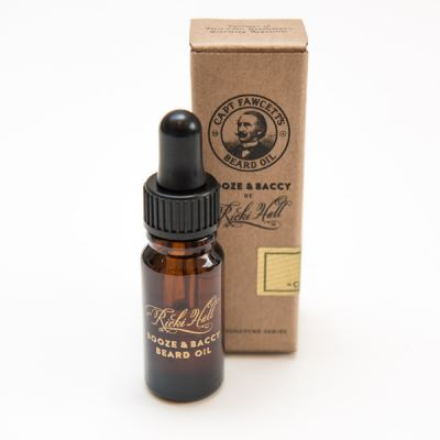 CAPTAIN FAWCETT  Beard Oil Booze & Baccy 10 ml