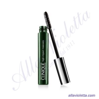 CLINIQUE High Impact Waterproof Mascara 01