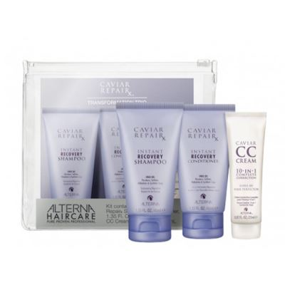 ALTERNA Caviar RepairX Transformation Trio