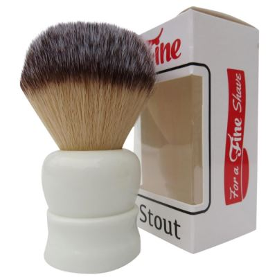 FINE ACCOUTREMENTS  Brush Stout Ivory 24 mm