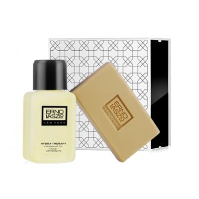 ERNO LASZLO  Hydra Theraphy Cleansing Kit 60 ml + 50 gr