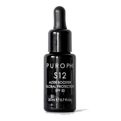 PUROPHI ORGANIC COSMECEUTICALS S12 Alter Booster SPF50 20 ml