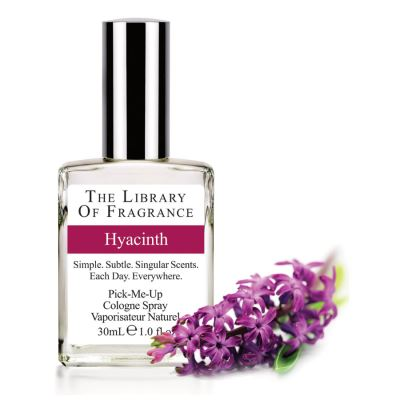 THE LIBRARY OF FRAGRANCE Hyacinth EDC 30 ml