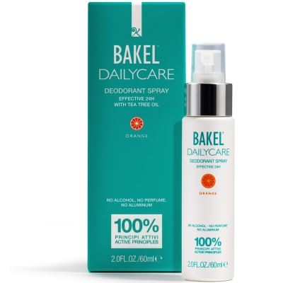 BAKEL Daily Care Deo Spray Orange 24 H