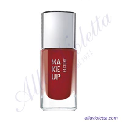 MAKE-UP FACTORY  Nail Color 478 Roma Red