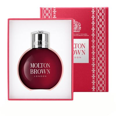MOLTON BROWN  Rosa Absolute Festive Shower Gel Bauble 75 ml