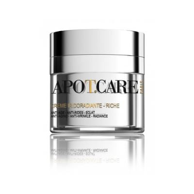 APOTCARE PARIS  Creme Irido Radiant Riche 50 ml