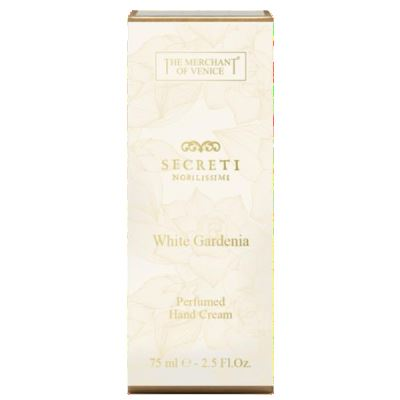 THE MERCHANT OF VENICE  Crema Mani alla Gardenia 75 ml