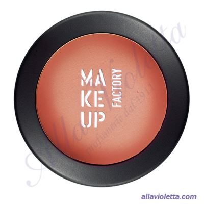 MAKE-UP FACTORY Blusher Cream 18 Flash Apricot