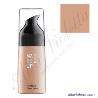 MAKE-UP FACTORY  Multitalented Tinted Balm 06 Medium