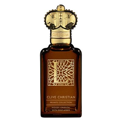 CLIVE CHRISTIAN  L Woody Oriental for men EDP 50 ml