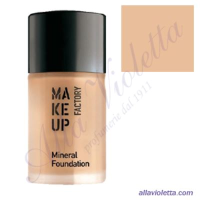 MAKE-UP FACTORY  Mineral Foundation 02 Natural Apricot