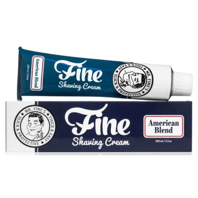 FINE ACCOUTREMENTS Shaving Cream American Blend USA 100 gr