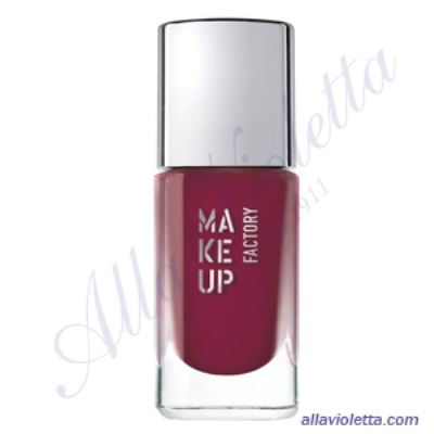 MAKE-UP FACTORY NAIL Color 455 Retro Red