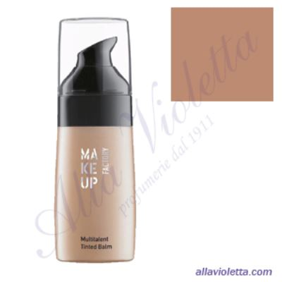 MAKE-UP FACTORY  Multitalented Tinted Balm 08 Dark (SPF15)