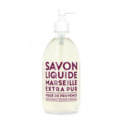 COMPAGNIE DE PROVENCE  Figue de Provence Liquid Marseille Soap 500 ml