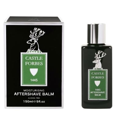 "CASTLE FORBES ""1445"" Aftershave Balm 150 ml"