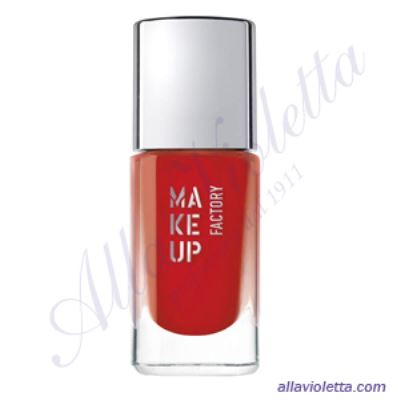 MAKE-UP FACTORY Nail Color 485 Carmin