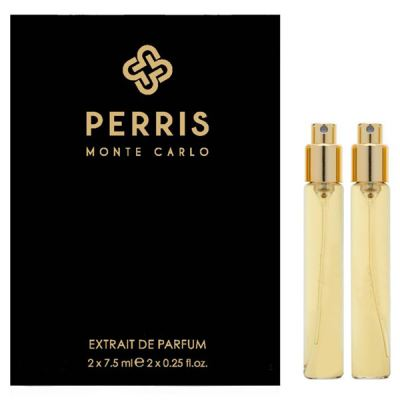 PERRIS MONTECARLO  Santal du Pacifique Travel Refills 2x7,5 ml