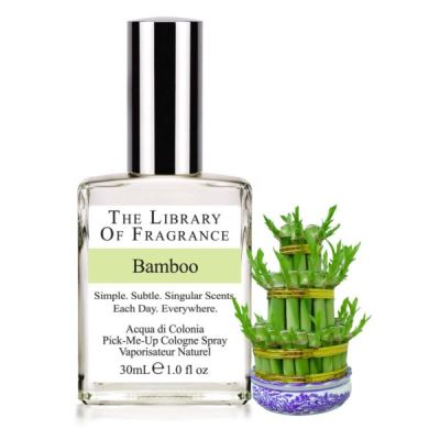 THE LIBRARY OF FRAGRANCE Bamboo EDC 30 ml