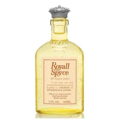 ROYALL LYME BERMUDA LIMITED Royall Spyce EDT Lotion Splash 60 ml