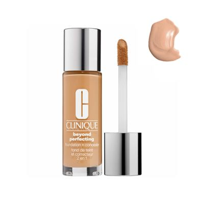 CLINIQUE  Beyond Perfecting Foundation/Concealer 9 Neutral