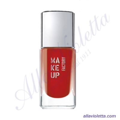 MAKE-UP FACTORY  Nail Color 490 Pomegranate
