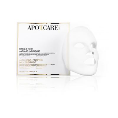 APOTCARE PARIS  Anti-Aging Hydrating Mask 4x30 ml