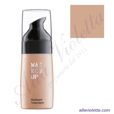 MAKE-UP FACTORY  Multitalented Tinted Balm 03 Light