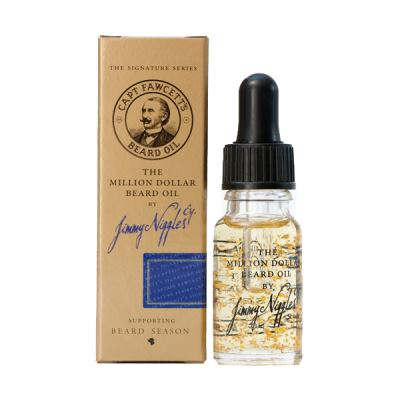 CAPTAIN FAWCETT  Jimmy Niggles Million Dollar Beard Oil 10 ml