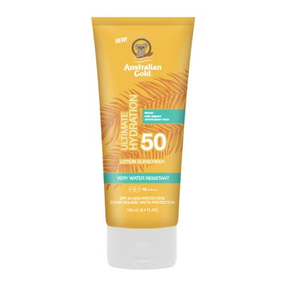 AUSTRALIAN GOLD Ultimate Hydratation SPF 50 Travel Size 100 ml