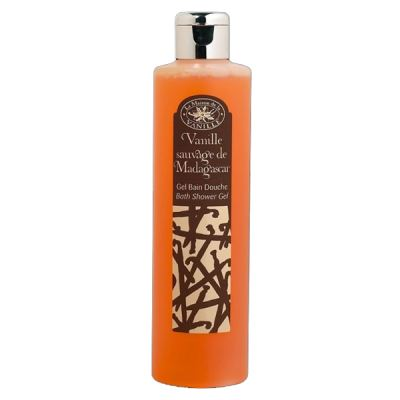 MAISON DE LA VANILLE  Vanille Sauvage de Madagascar Shower Gel 250 ml